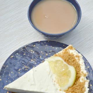 Lemon & Ginger No-Bake Family Cheesecake Recipe