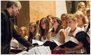 Photo: Jugendchor der Kantorei St. Johannis Rostock