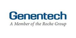 Genentech Logo - Champion Sponsor