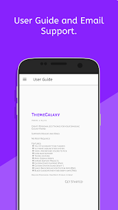 Theme Galaxy – Theme Maker for Samsung Galaxy Apk 10