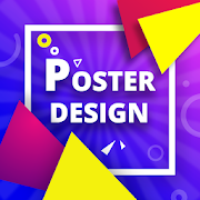 Poster Maker -Banner Flyer Cover Ads Page Designer