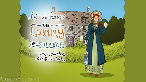 Jane Austen Dress Up