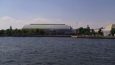 Photo: Naval Academy. Annapolis Harbor