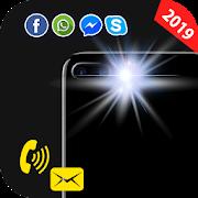 Flash alert: Call && SMS, LED, Flashlight, Blink