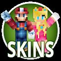 Skins Mario Minecraft PE icon