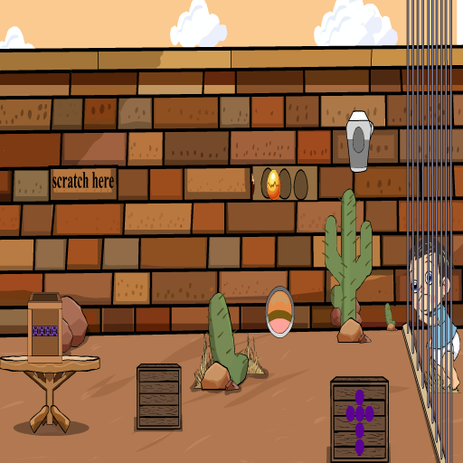 Desert Baby Rescue (game)