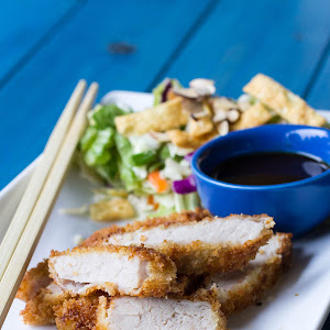 Thai Spiced Tonkatsu