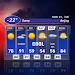 Pro weather forecast app& widget ⚡ Icon