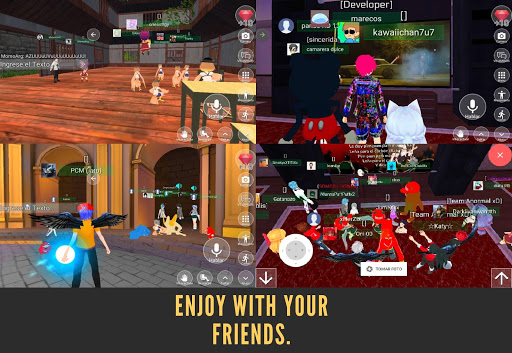 Virtual Droid  screenshots 1