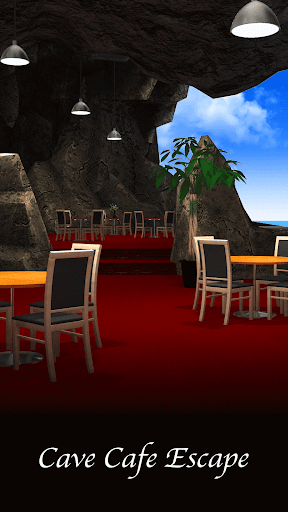 脱出ゲーム Cave Cafe Escape