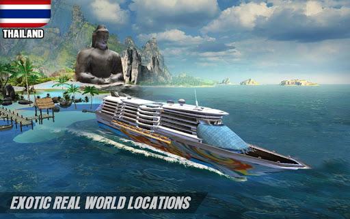 Code Triche Simulateur de jeux de navires bru00e9siliens APK MOD screenshots 5