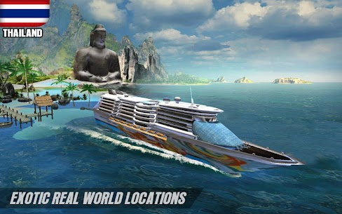 Brazilian Ship Games Simulator MOD (Unlimited Money/All Ships) 5
