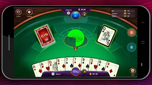 Gin Online - Free Online Card Game 1.0.5 screenshots 6