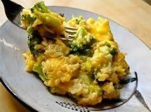 Broccoli-rice Casserole Recipe