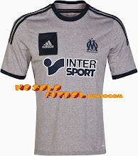 Photo: Olympique de Marsella 2ª * Camiseta Manga Corta