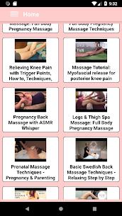 Massage Videos 1