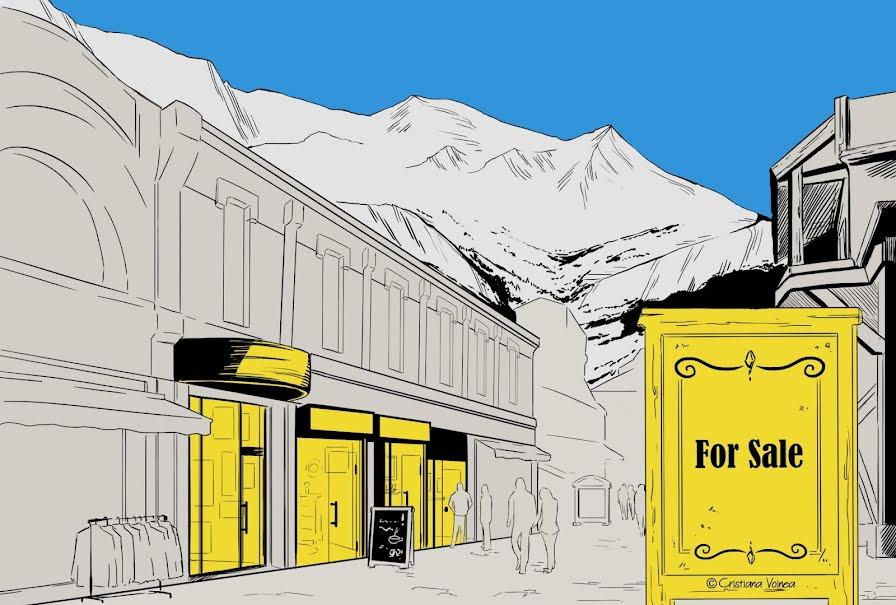 Vente locaux professionnels 3 pièces 70 m² à Chamonix-Mont-Blanc (74400), 300 000 €