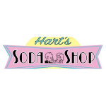 Logo for Hart's Soda Shop
