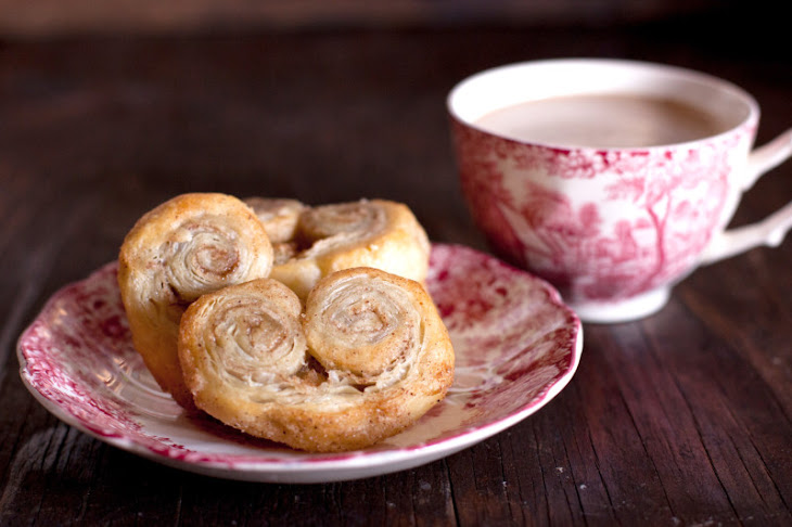Pumpkin Pie Spiced Palmiers French Pastries Recipe   Yummly