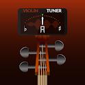 Violin Tuner - Free tuner for violin & fiddle icon