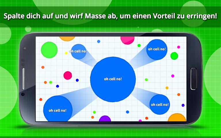 android Agar.io Screenshot 9