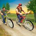 Bicycle Rider Race BMX icon