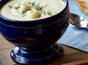 Cauliflower Cheese Soup Recipe