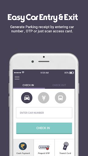 Parking mart Smart Parking Management by Park24x7 1.0.0.20 screenshots 1