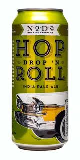 Logo of NoDa Hop, Drop 'N Roll