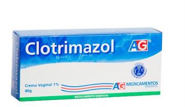 Clotrimazol AG 1% Crema