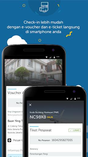 Airy - Tiket Pesawat & Hotel Murah  screenshots 5