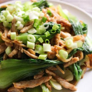 Easy Stir-fried Lo Mein
