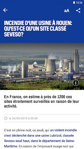BFMTV screenshot 5
