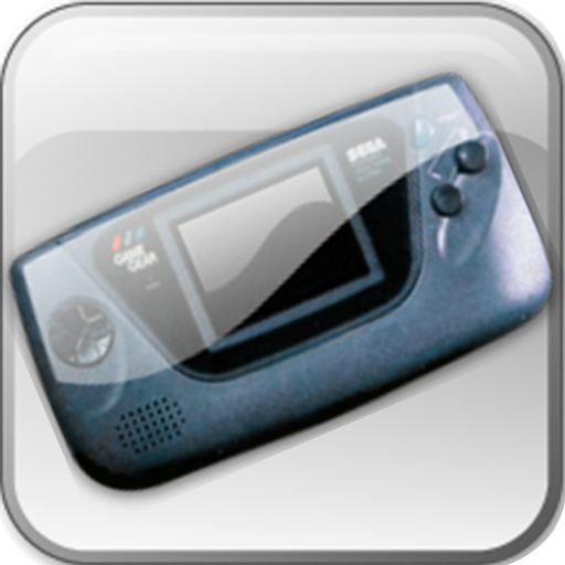 Super Game Gear - GG Emulator