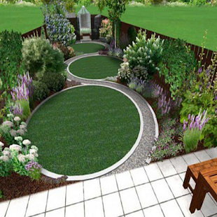 3d garden design - android apps on google play