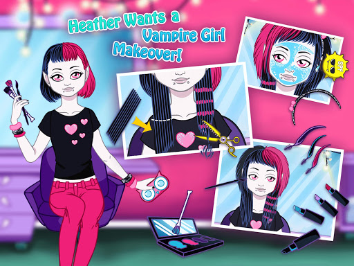 Miss Monster Hollywood Salon 3.0.10 screenshots 9