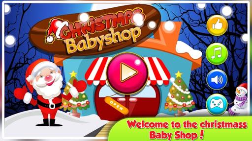Crazy Santa - Christmas Shop