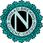 Logo of Ninkasi Peach Maiden the Shade