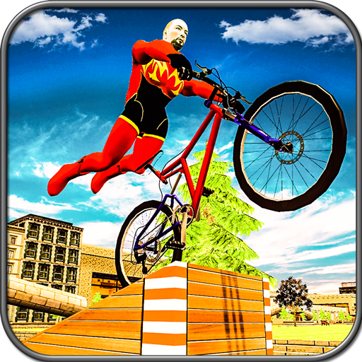 Trucs tripes super-héros vélo - roulez avec gloire – Applications sur  Google Play