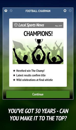 Football Chairman - Build a Soccer Empire 1.5.2 screenshots 5