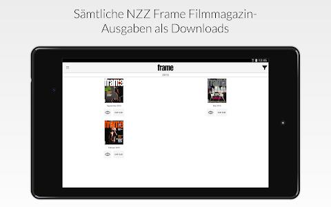 Frame Filmmagazin screenshot 4