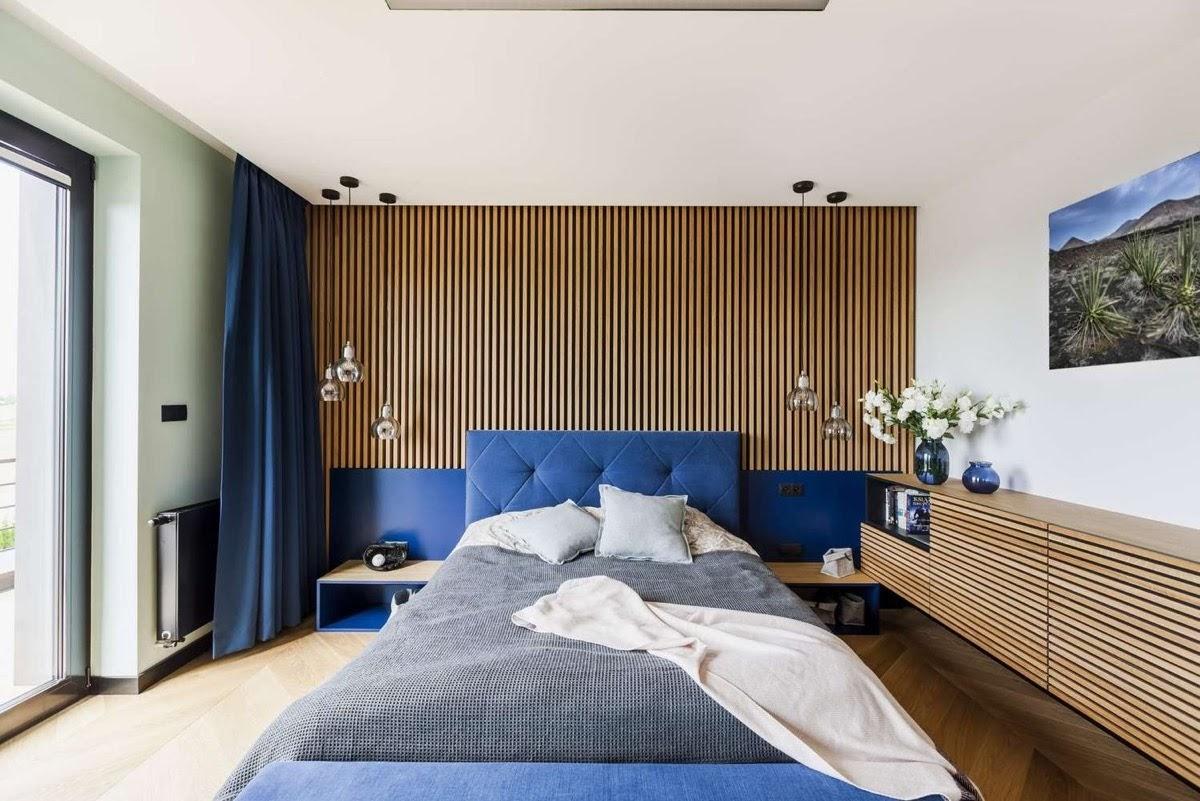 Kami Kongsikan Kepada Anda Koleksi Bilik Tidur Dengan Tona Dan Tema Warna Biru Yang Boleh Dijadikan Inspirasi Untuk Design Rumah Sendiri