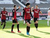 Francfort domine le Bayern et relance la Bundesliga, Mönchengladbach loupe le train européen