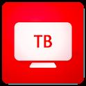 МТС ТВ - фильмы, ТВ каналы, сериалы и мультфильмы icon