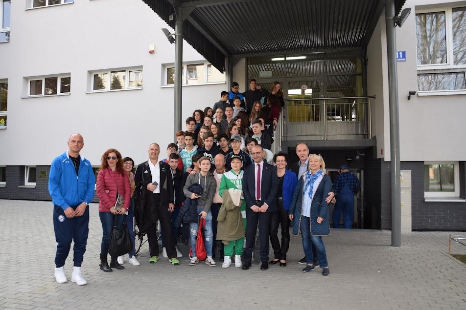 Wizyta Włoskich Przyjaciół z Carpineto Romano