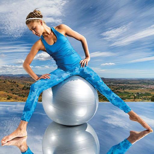 TriDri Hexoflage Yoga Leggings