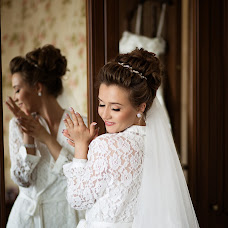 Wedding photographer Nadezhda Matvienko (nadejdasweet). Photo of 18.01.2018