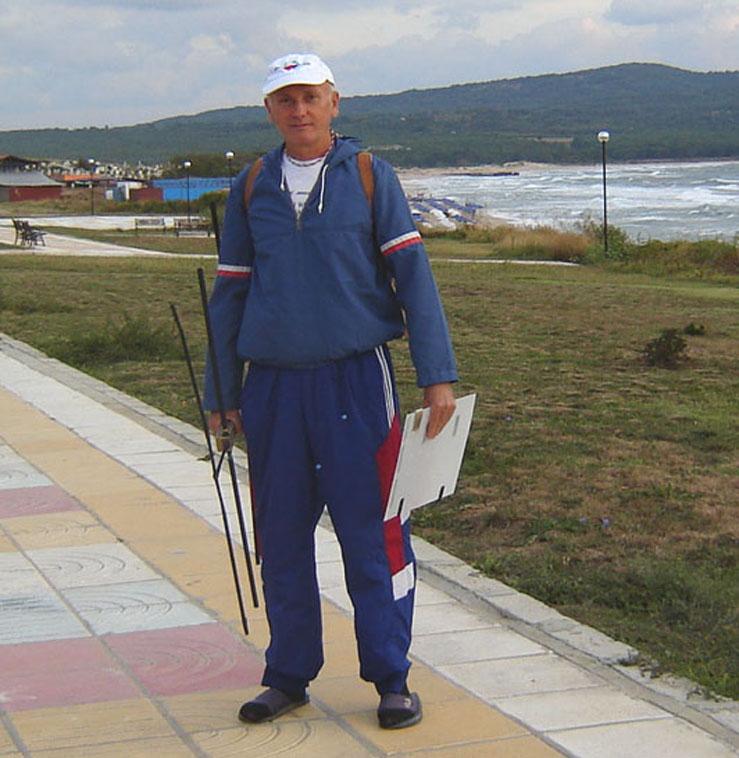 Photo: WORLD ARDF PRIMORSKO BUG 2006. - polazak na teren
