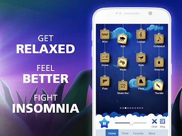Relax Melodies P: Sleep & Yoga Screenshot 2