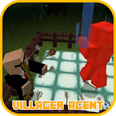 Villager Agent Mod MCPE